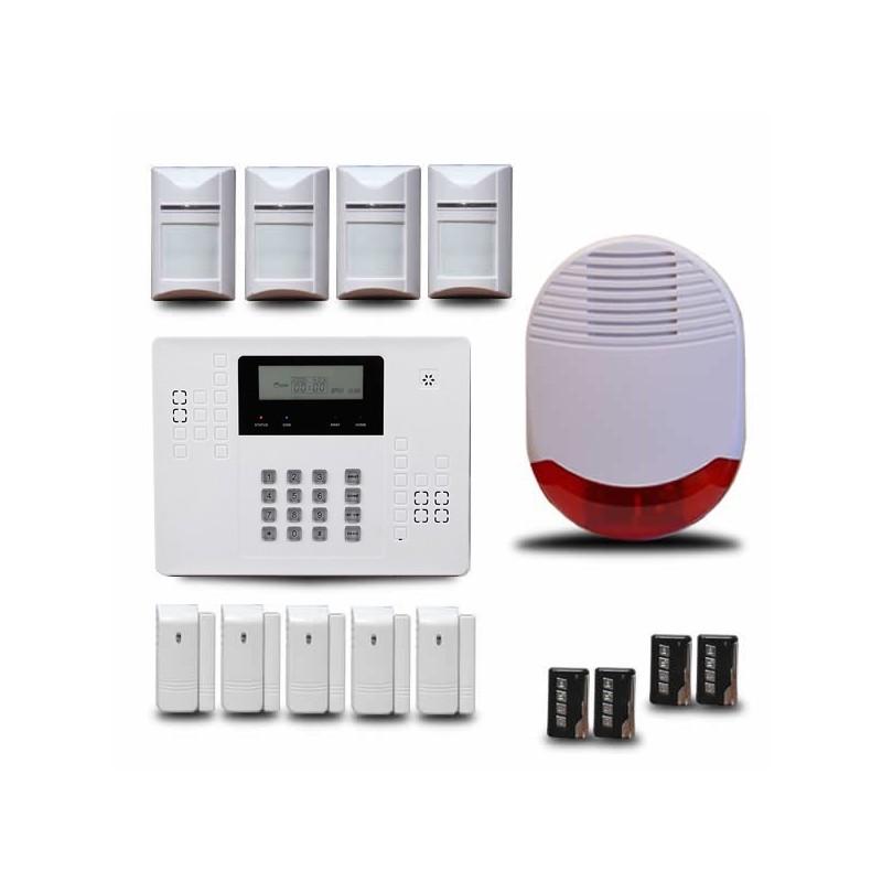 Les alarmes de maison Orum